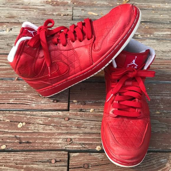 Jordan Other -  Hold  Air Jordan 1 retro phat premier varsity red 93dfc037f